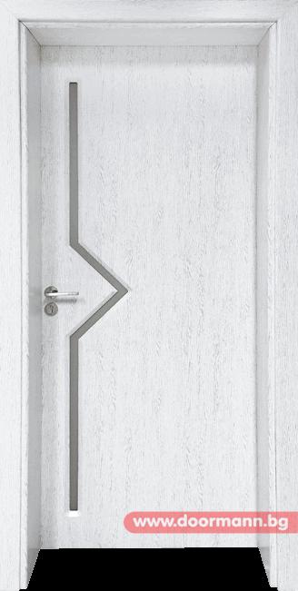 Интериорна врата Gama 201 - Бреза