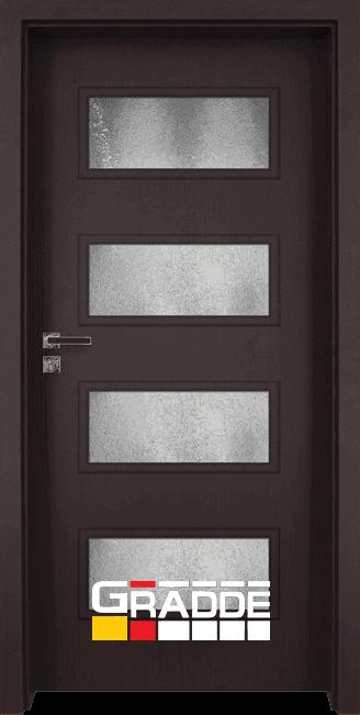 Интериорна врата Gradde Blomendal - Орех Рибейра