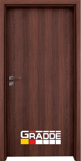 Интериорна врата Gradde Simpel - Шведски дъб