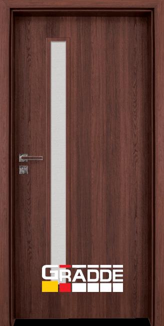 Интериорна врата Gradde Wartburg - Шведски дъб