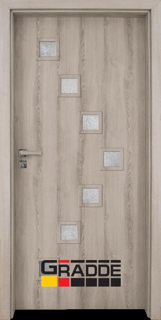 Интериорна врата Gradde Zwinger - Ясен Вералинга